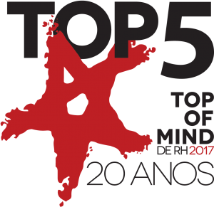 Top5 do Top of Mind 2017 - Consultoria para RH
