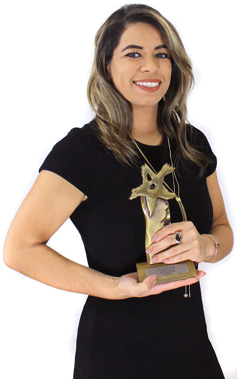 Patricia Paixão - Consultora Leme