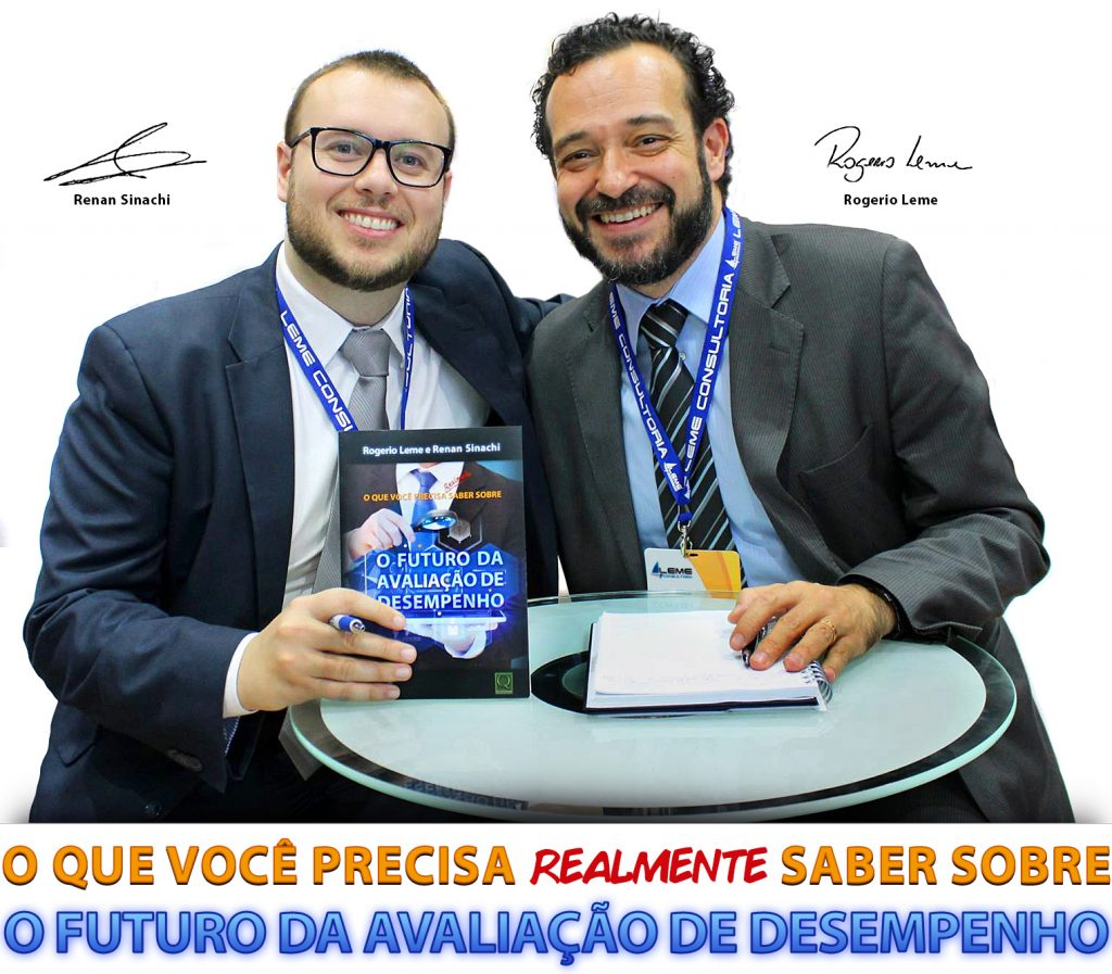 Renan Sinachi e Rogerio Leme