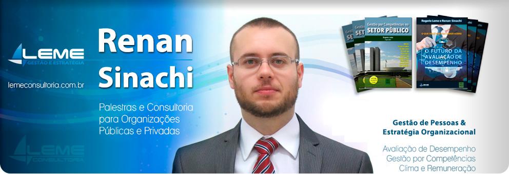 Renan Sinachi - Consultor
