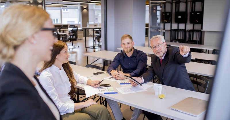 Consultoria estratégica e de gestão