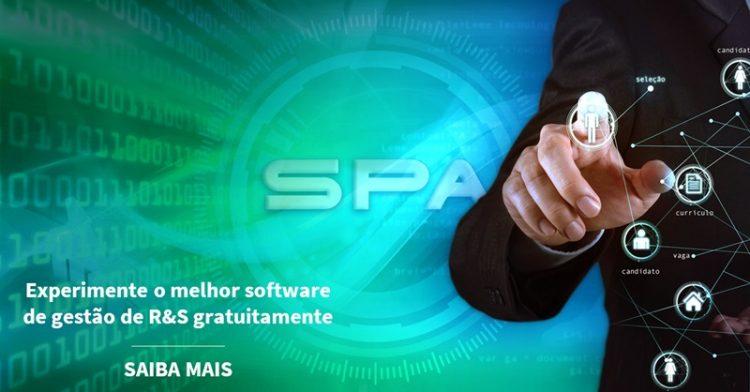 Software de gestão de R&S