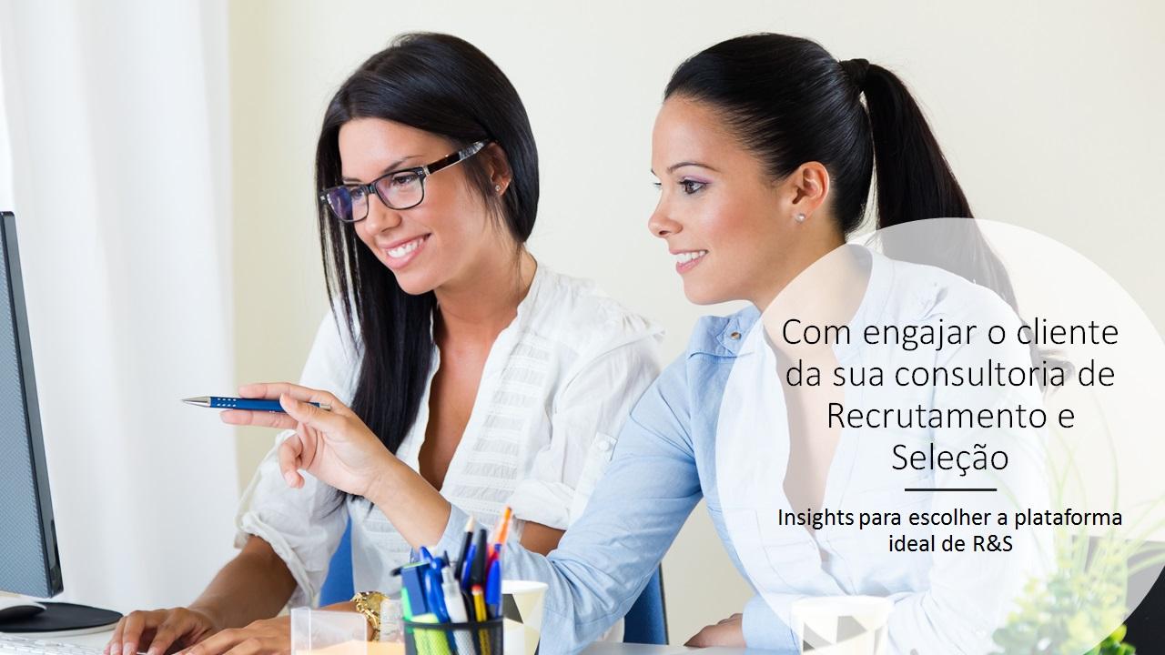 consultoria de Recrutamento e Seleção