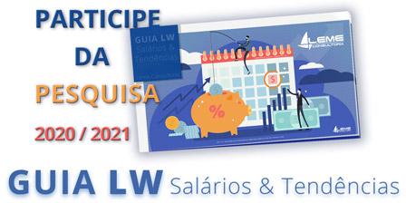 Participe da Pesquisa Salarial 2020 / 2021